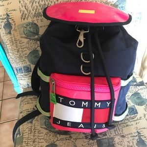 Womens backpack